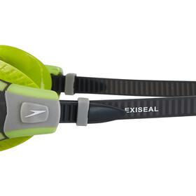 speedo Futura Biofuse Flexiseal Laskettelulasit, lime/usa charcoal/clear